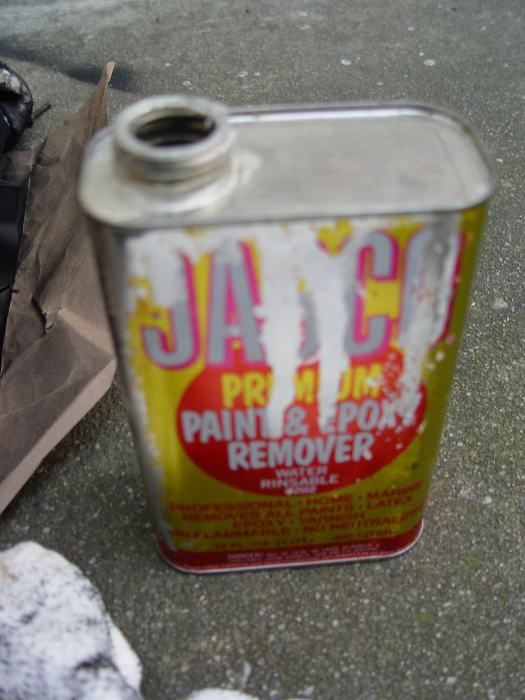 best paint remover for wood furniture