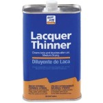 Difference Between Mineral Spirits Paint Thinner And Lacquer Thinner Learn How To Refinish Furniture