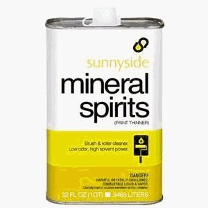 Difference Between Mineral Spirits Paint Thinner And Lacquer