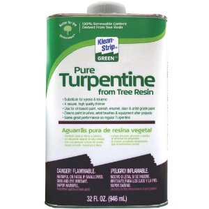 The Different Uses of Turpentine | Learn How To Refinish Furniture